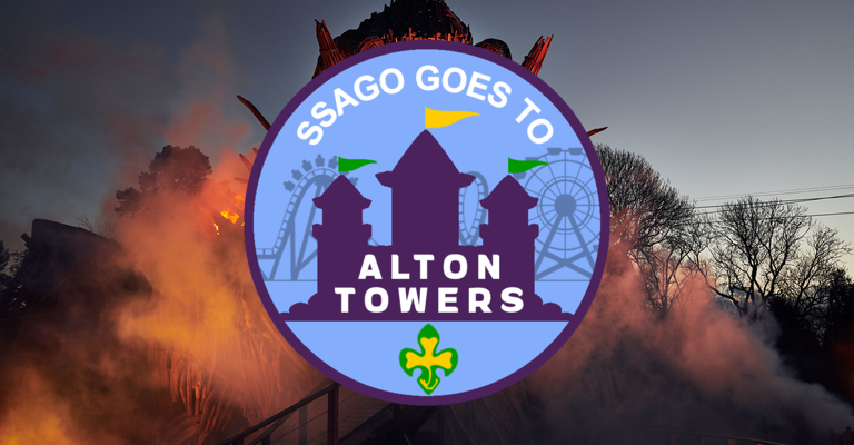 SSAGO goes to Alton Towers