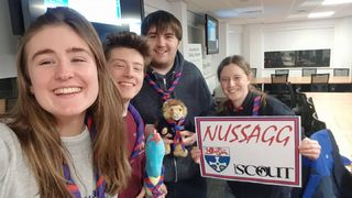 NUSSAGG takes on iScout