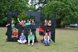 Spread the word about SSAGO: Gilwell 24